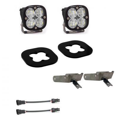Baja Designs 11-16 Ford Super Duty Fog Pocket Kits (447630)