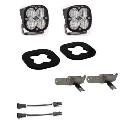 Baja Designs 11-16 Ford Super Duty Fog Pocket Kits (447631)