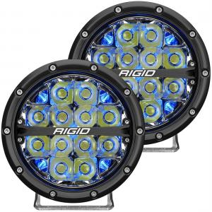 Rigid Industries 360-Series LED 6-inch Light Pair 36202