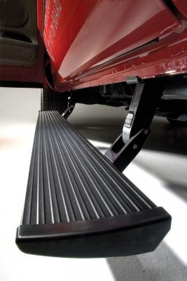 AMP Research 2019 Ram 2500/3500 GAS PowerStep Electric Running Boards (76243-01A)