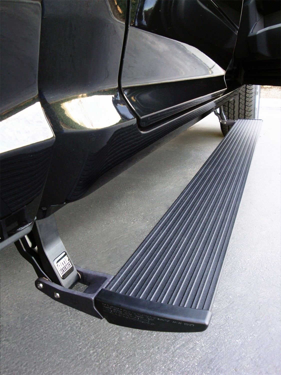 Diesel Only AMP Research 76243-01A PowerStep Electric Running Boards Plug N Play System for/2019 Ram 2500//3500