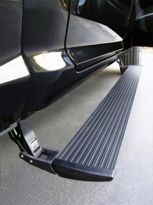 AMP Research 2018 - 19 Ram 2500/3500 All Cabs PowerStep Electric Running Boards (Plug N Play) (76239-01A)
