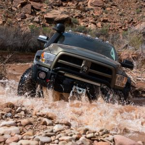 AEV Ram HD 3 DualSport SC Suspension