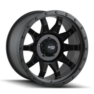 Dirty Life Wheels ROADKILL 9301 Matte Black (9301)