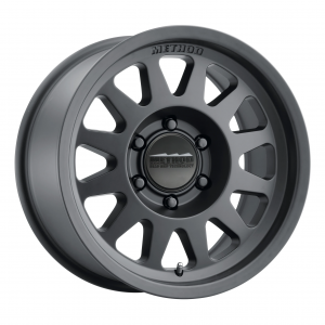 Method Race Wheels 704 Matte Black