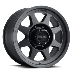 Method Race Wheels 701 HD Matte Black