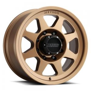 Method Race Wheels 701 HD Bronze
