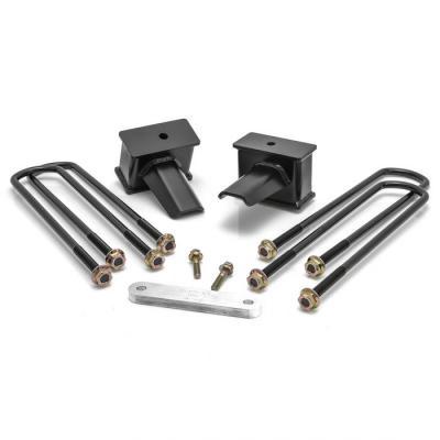 Readylift 17 - 20 Ford SuperDuty 4in Tall Flat Block (2-pc Drive Shaft) (66-2741)