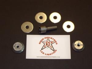 Rigid Security Nut Kit