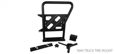 AEV HD Ram Vertical Tire Mount (30421AA)