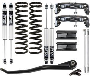 Carli Ram Air Ride Leveling Kit 2014+ 2500 Diesel (CS-DLEVEL-14-19-D-AR)