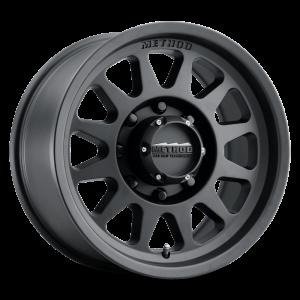 Method Race Wheels 704 HD Matte Black