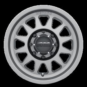 Method Race Wheels 704 HD Titanium