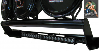 PattonFab Dodge 3 Tab All In One Light Bar
