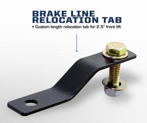 Carli Ford Brake Line Tabs