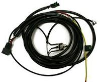 baja designs led wire harness w high beam. Black Bedroom Furniture Sets. Home Design Ideas