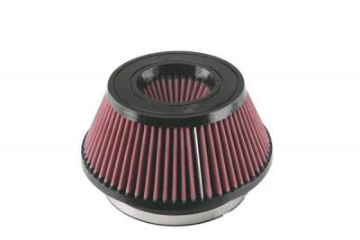 S&B Replacement Filter for S&B Cold Air Intake Kit, Cleanable, 8-ply Cotton