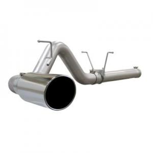 AFE 07.5- 09 Dodge 6.7L Cummins Dpf Back 409 SS MACH Force XP