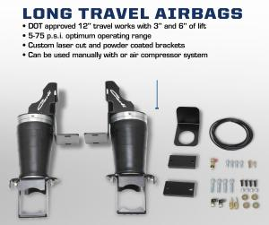 Carli Dodge Long Travel Air Bags