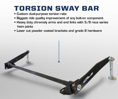 Carli Dodge Torsion Sway Bar