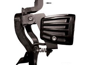 Rigid Industries Super Duty Dually Fog Light Brackets