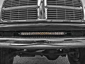 Rigid Dodge Ram 2500/3500 Light Bar Brackets