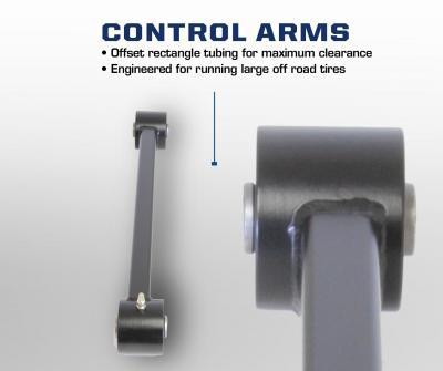 Carli Dodge Control Arms