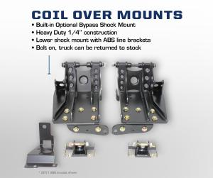 Carli Ford Coil Over Mounts