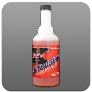 REV-X Adrenaline Gasoline Fuel Additive