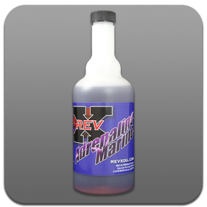 REV-X Adrenaline Marine Gasoline Fuel Additive