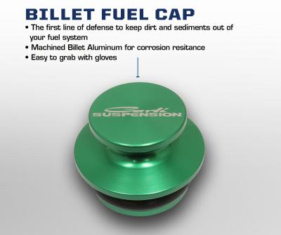 Carli Billet Fuel Cap '13+ Ram Diesel
