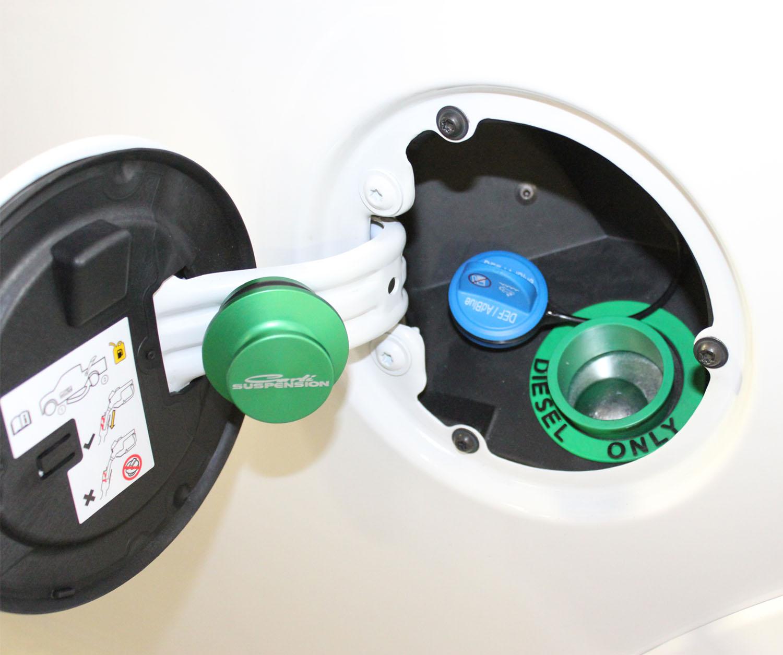 Carli Billet Fuel Cap 13 Ram Diesel
