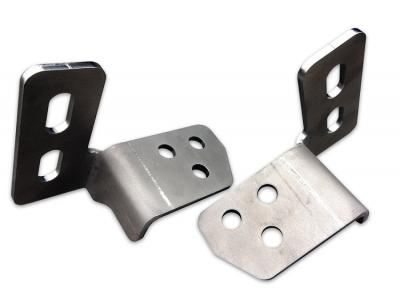 KD Fabworks Tow Hook Eliminator Brackets