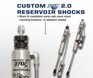 Carli Ford Backcountry Level Shock Package