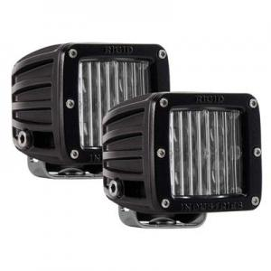 Rigid Industries DOT/SAE D-Series Fog Light Set