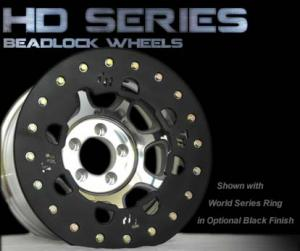 TrailReady HD17 Beadlock Wheel