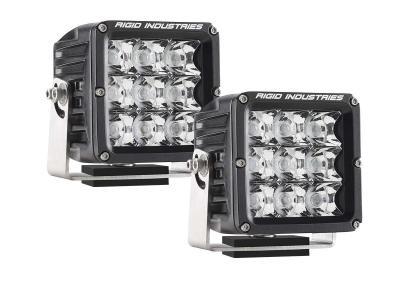Rigid Industries Dually XL LED Light Pair spot pattern