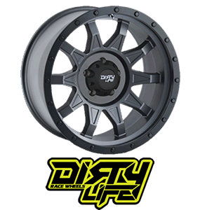Dirty Life Wheels for Ford and Ram Trucks at 8LUG Truck Gear