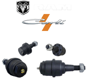 Carli Suspension Ram Truck Extreme Lifetime Ball Joints