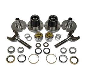 Dodge Free Spin Kits