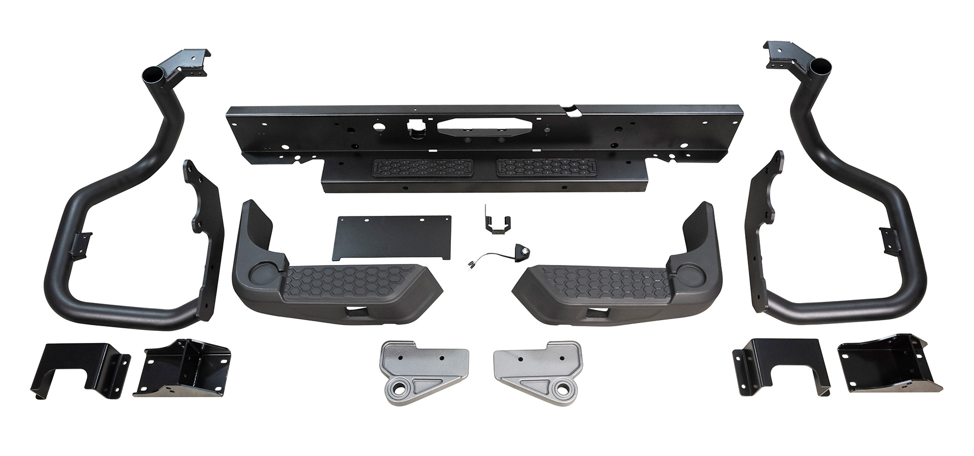 AEV Ram HD Rear Bumper made in MICHIGAN!