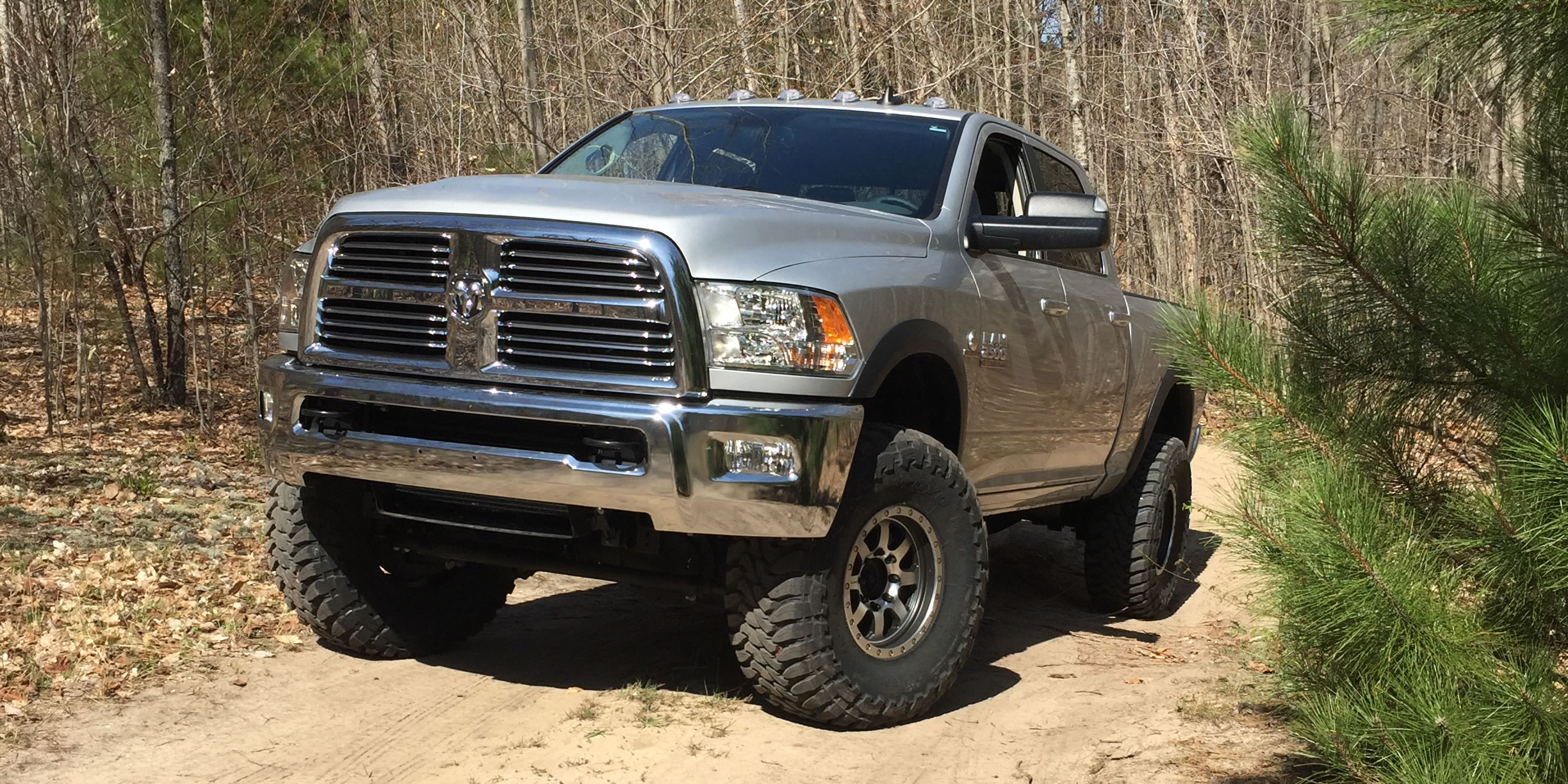 2014 Dodge Ram 8LUG Edition