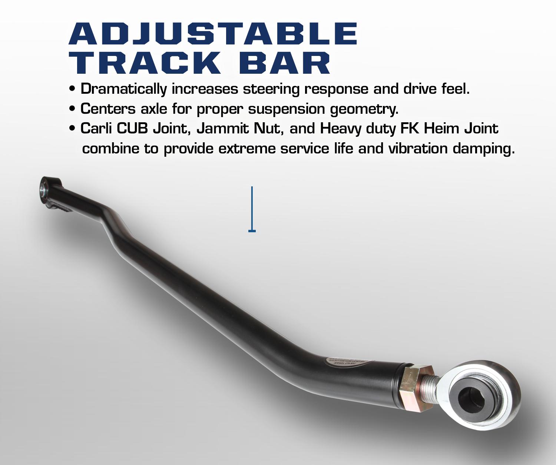 Carli Dodge Ram 3500 Adjustable Track Bar
