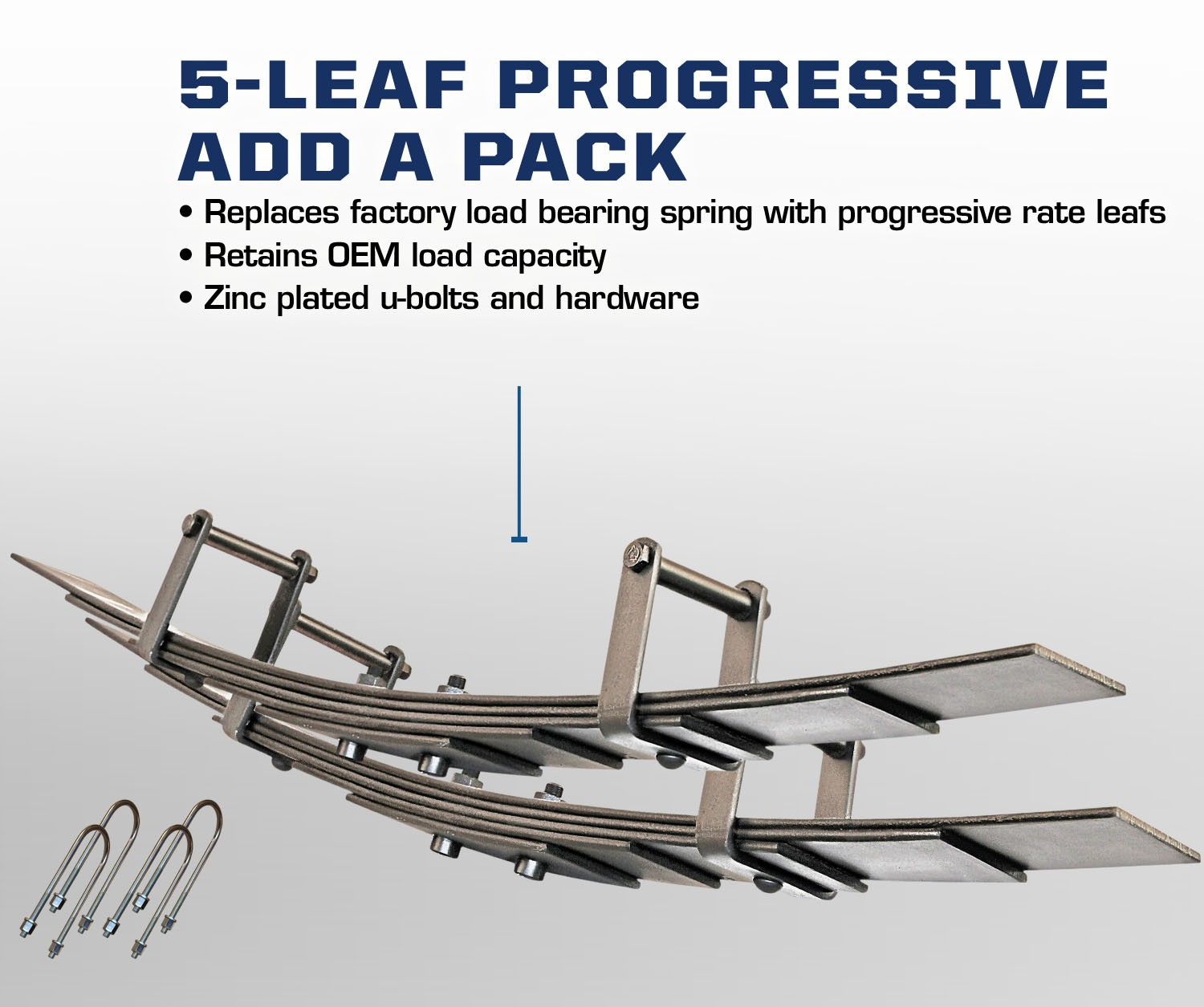 Carli Dodge Ram 5 Leaf Add-A-Pack