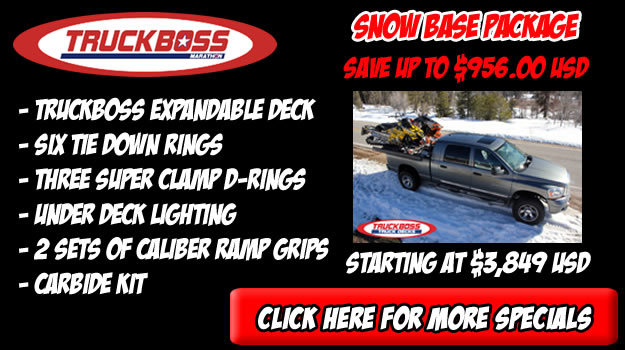 TruckBoss Truck Decks at 8Lug Truck Gear