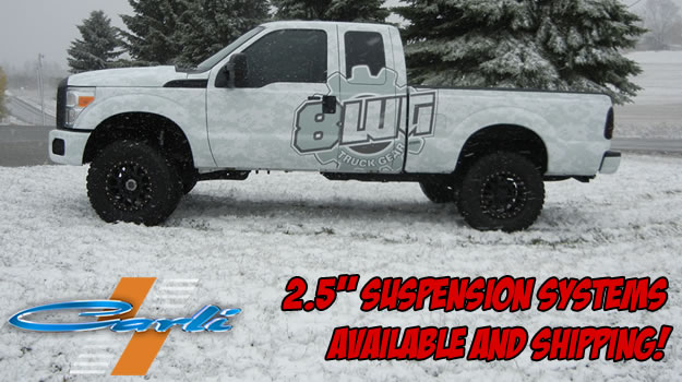 Ford Truck Suspension 8Lug Truck Gear